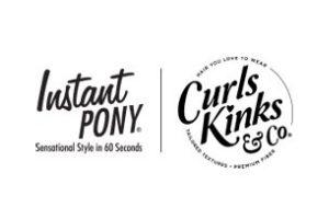 Curls Kinks & Co Ponytail