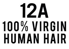 12A VIRGIN HAIR