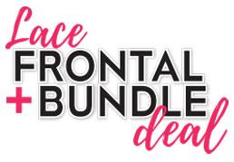 Lace Frontal + Bundle Deal